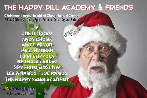 Happy Pill Xmas